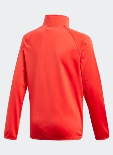 adidas Eşofman Takım Kırmızı